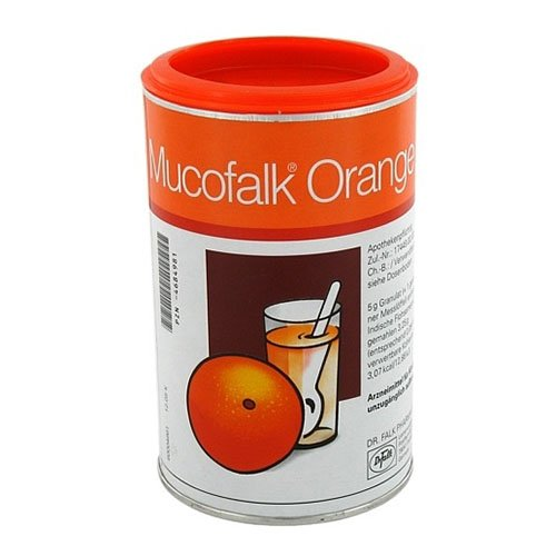 Mucofalk Orange granultum