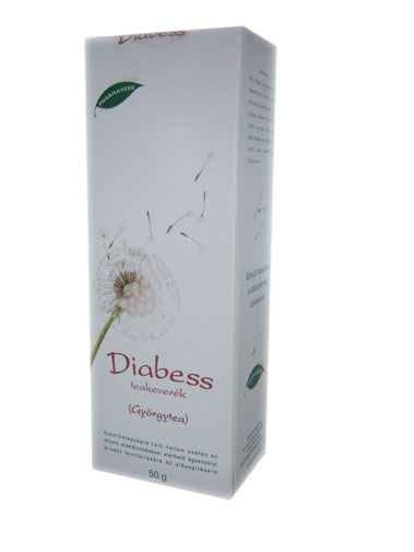 Diabess -  Gyrgytea 50 g