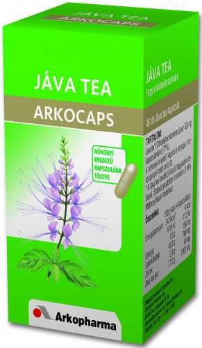 Arkocaps Jva tea kapszula