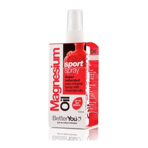 BetterYou Magnézium olaj Sport spray