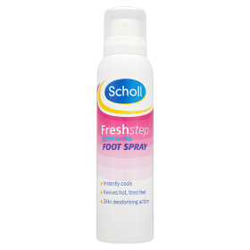 Scholl Fresh Step lábfrissítő spray