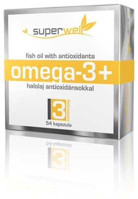 Superwell Omega-3 kapszula