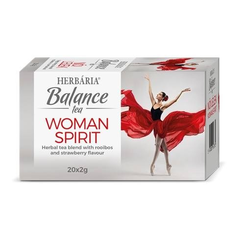 Wellness Balance Woman Spirit filter 20x2g