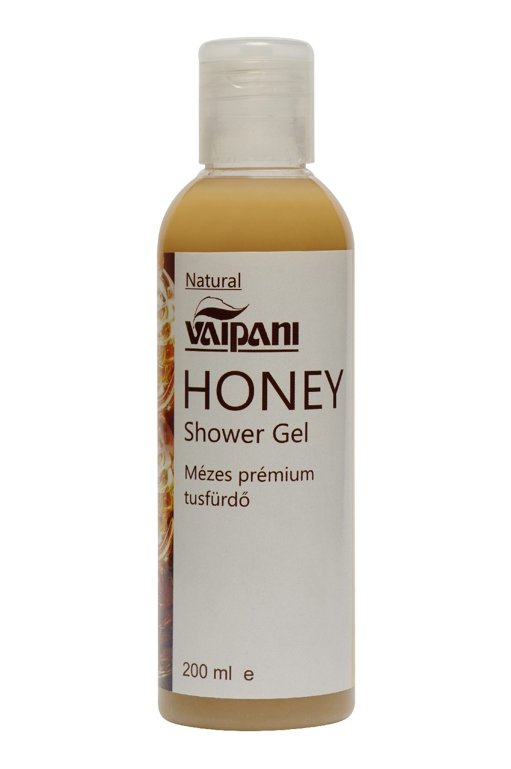 Vaipani Honey Shower Gel Mézes Tusfürdő Koncentrátum