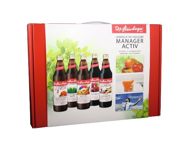 Dr.Steinberger Manager Activ program 5x750 ml