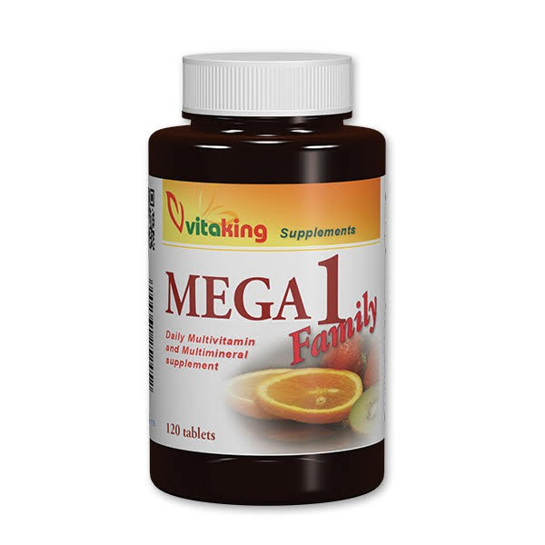 MEGA - 1 MULTIVITAMIN